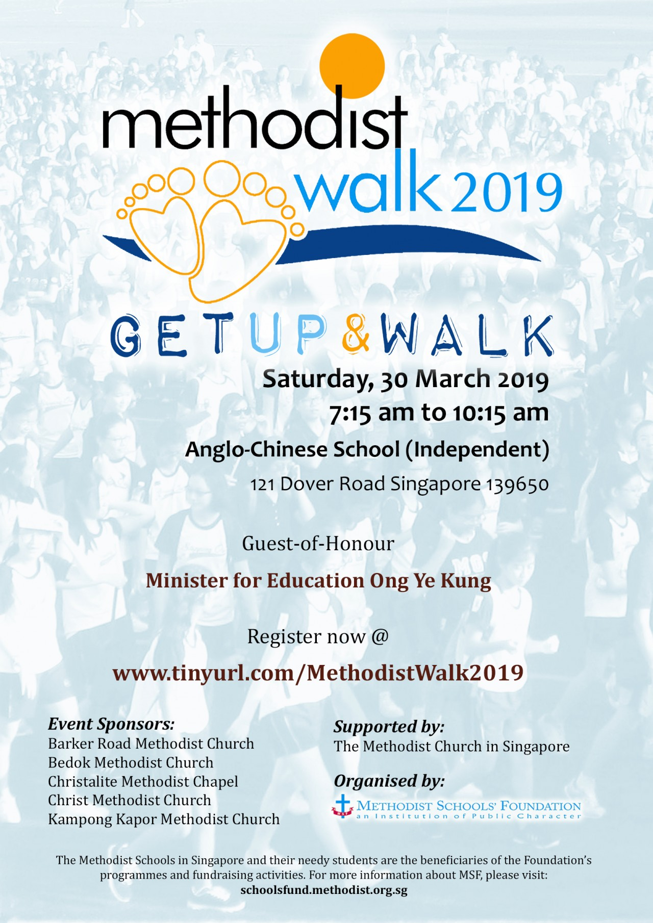 Methodist Walk 2019