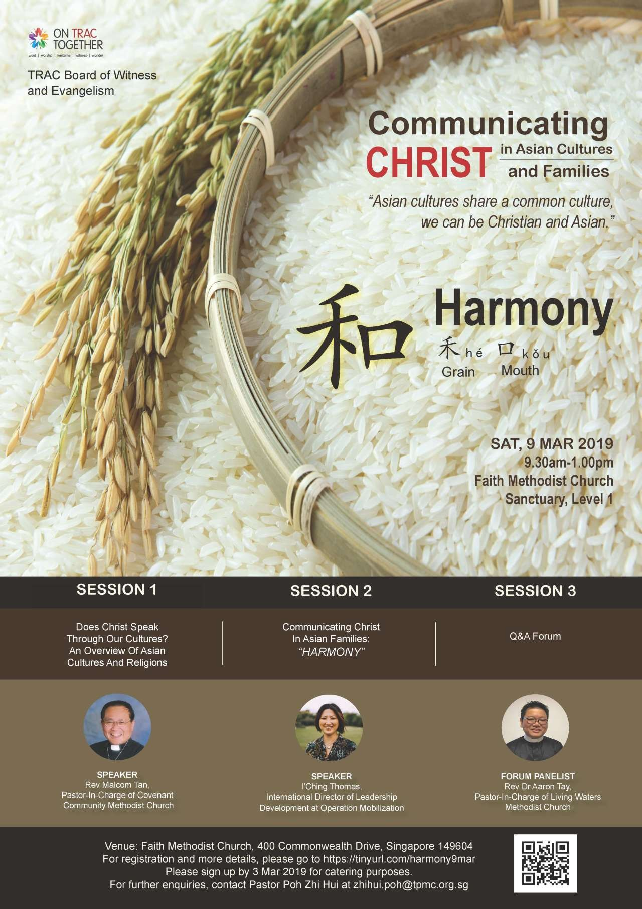 Communicating Christ in Asian Cultures and Families