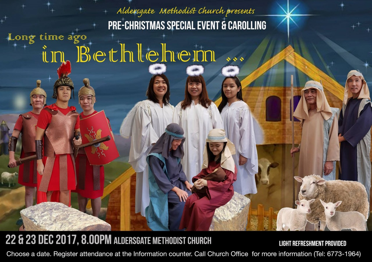 Long Time Ago in Bethlehem (AMC)