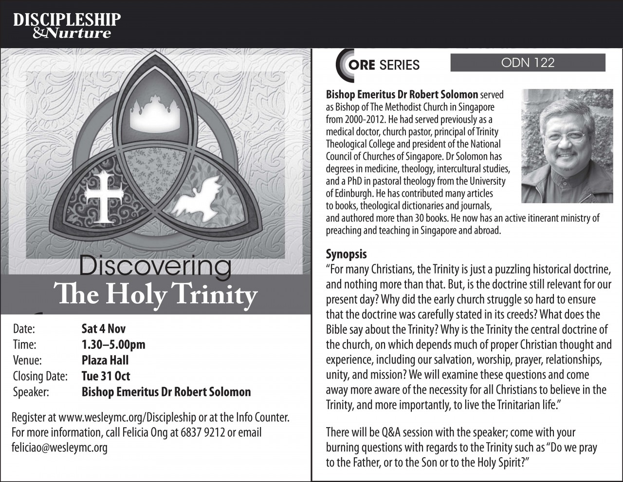 Discovering the Holy Trinity (WMC)