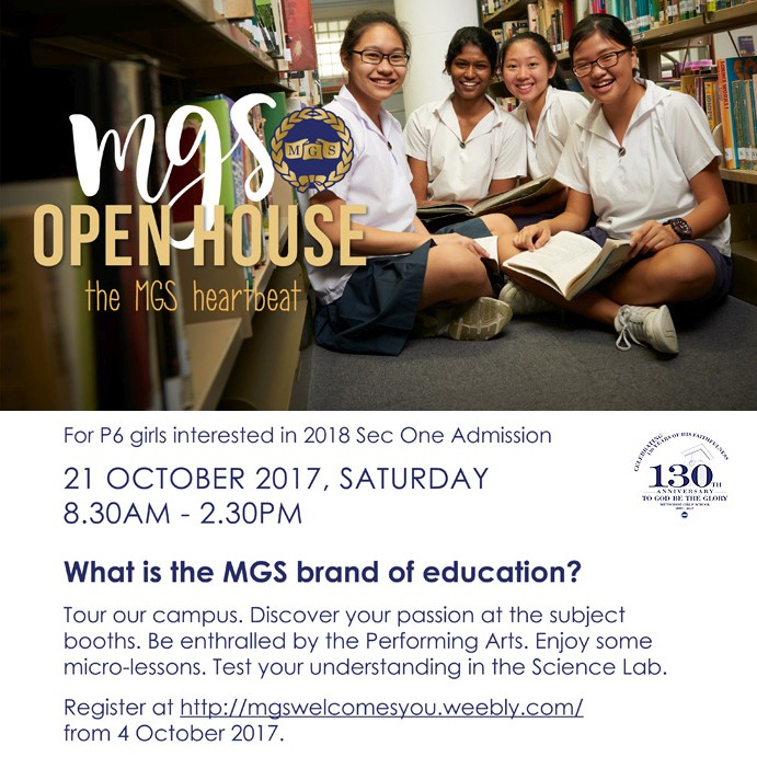 MGS Open House 2017