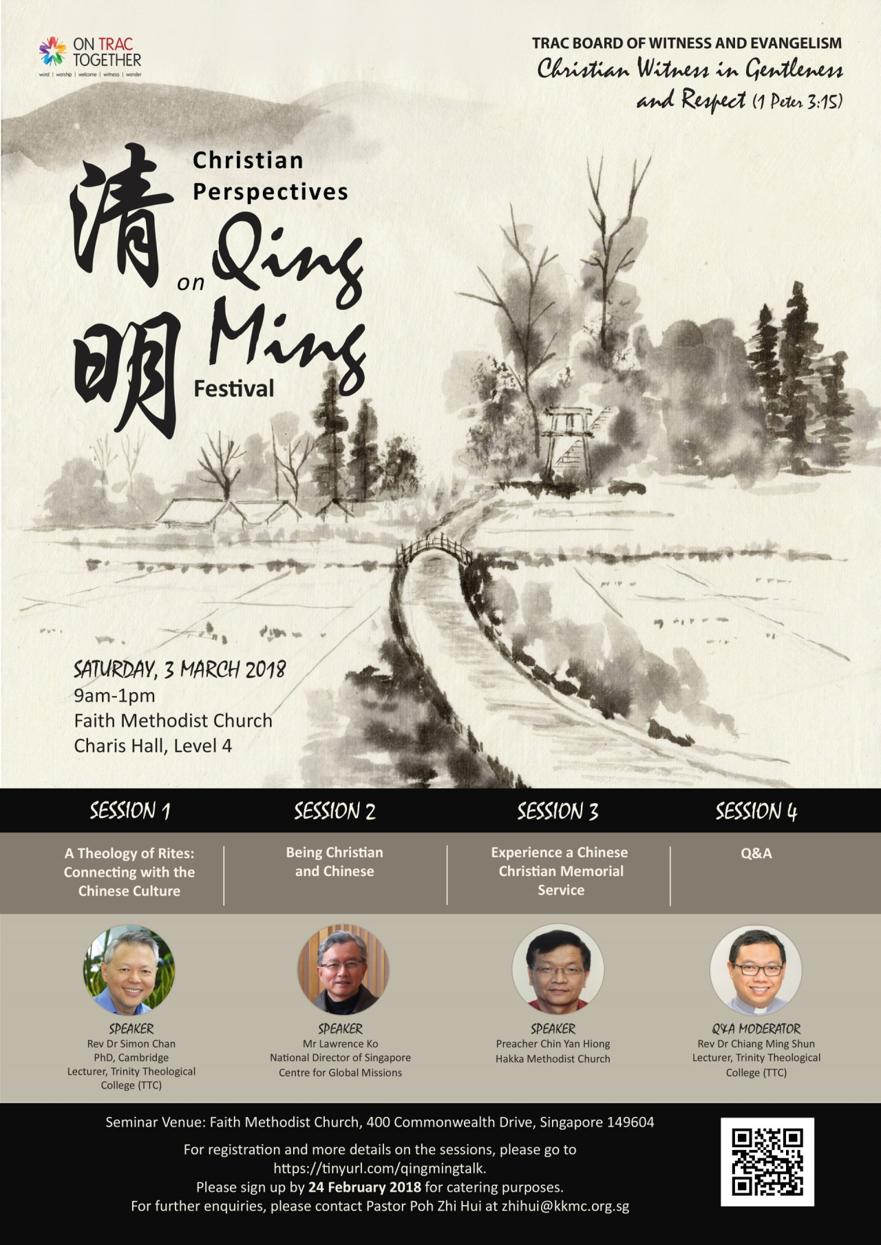 Christian Perspectives on Qing Ming Festival