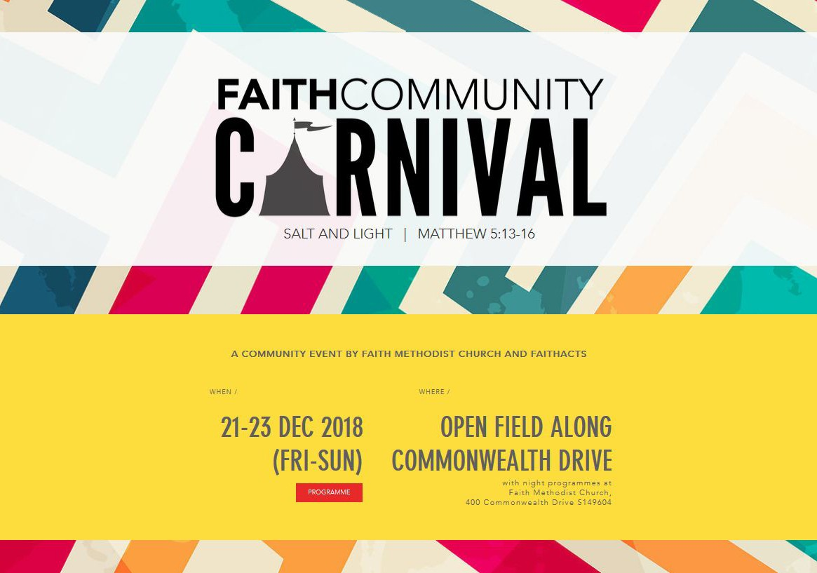 Faith Community Carnival