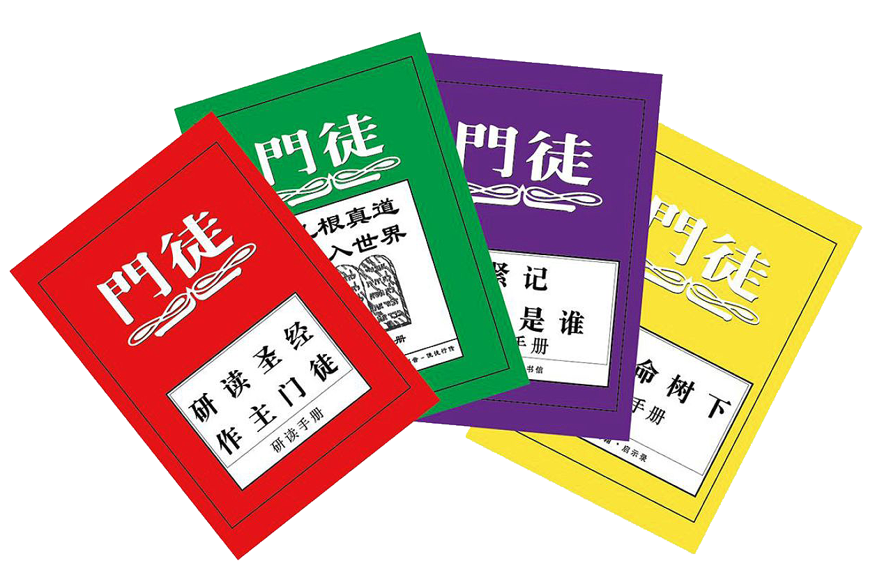 DISCIPLE Leaders' Training (Chinese) 2019   《门徒》导师训练