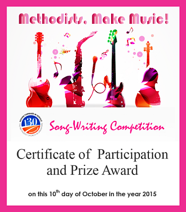 Song WritingCompetitionResults