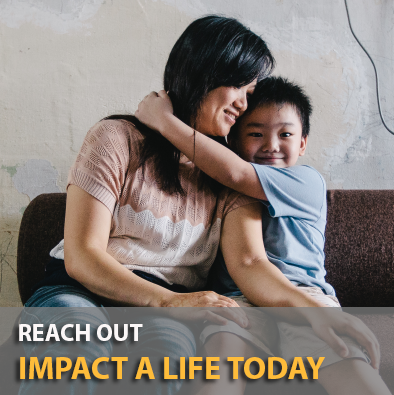 Reach Out and Impact a Life