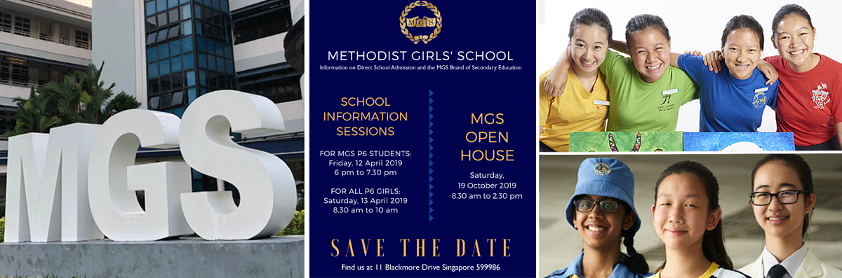 MGS School Info Sessions 2019