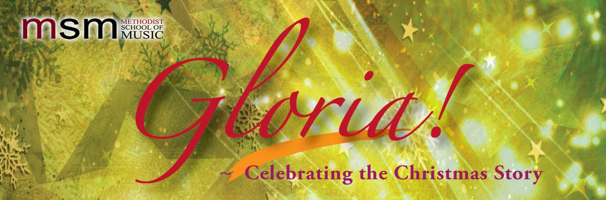 Gloria! Celebrating the Christmas Story