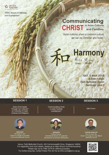 Comunicating Christ in Asian Cultures and Families