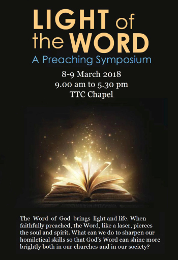 Light of the Word Preaching Symposium