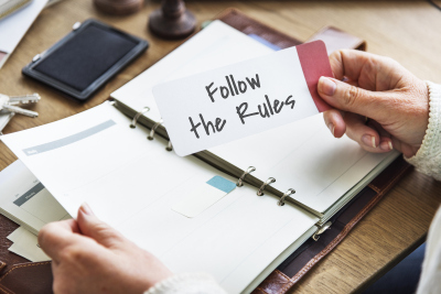 Pursuing holiness through the 'General Rules'