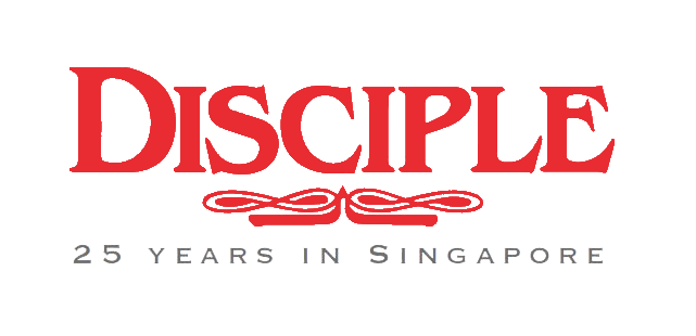 DISCIPLE 25 Years in Singapore