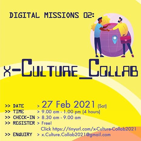 Digital Missions 02: x-Culture_Collab
